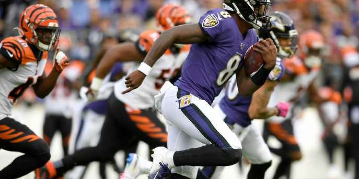 Lamar Jackson is no longer the first choice for Madden players to reinforce the lineup