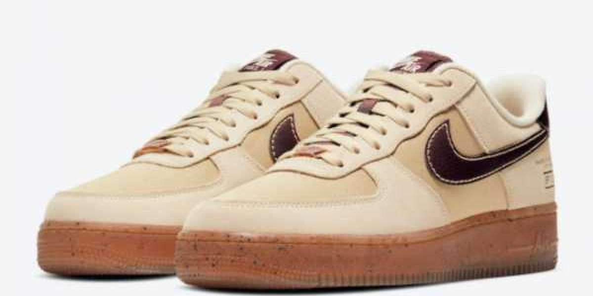 "Are You looking for Nike Air Force 1 Low ""Coffee"" Shoe DD5227-234 ?"