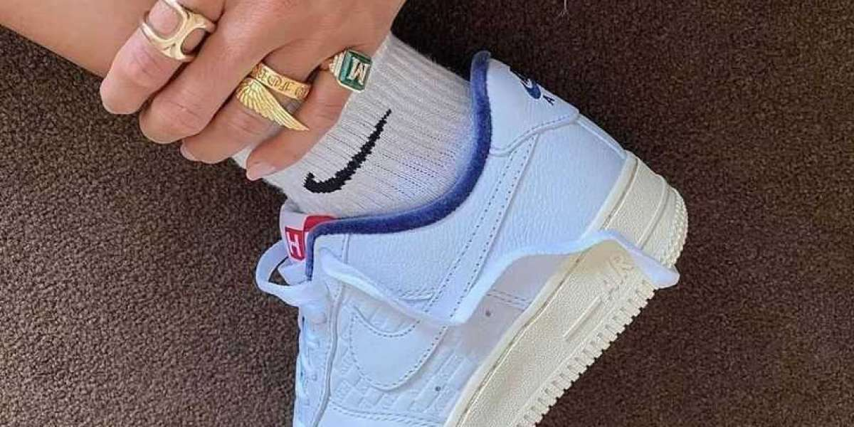 "CZ7927-100 KITH x Nike Air Force 1 Low ""Paris"" Is Coming Soon !"