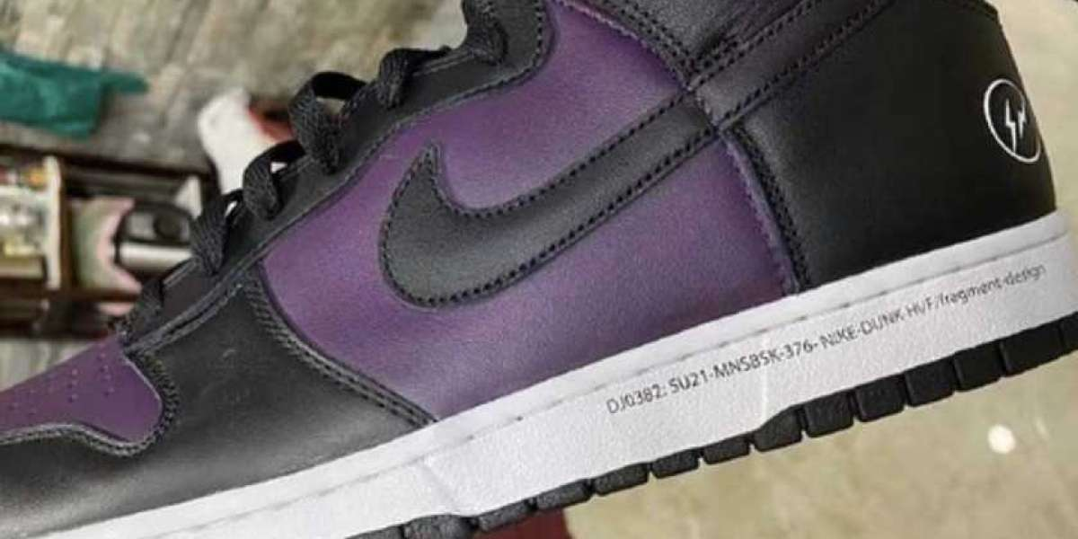 """Fragment x Nike Dunk """"City Pack"""" will be released this year"""