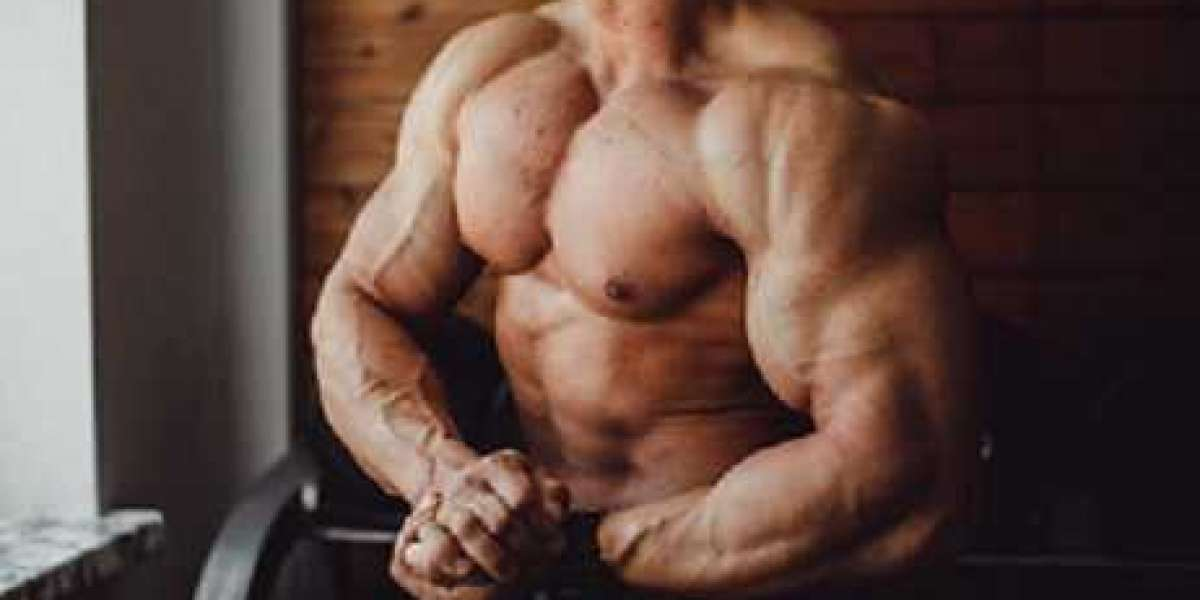 The Anabolic Progress associated with Advanced Bodybuilding