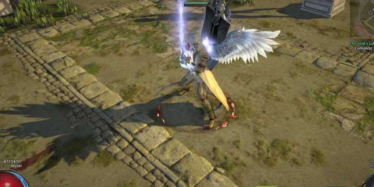 Skill gems in the path of exile
