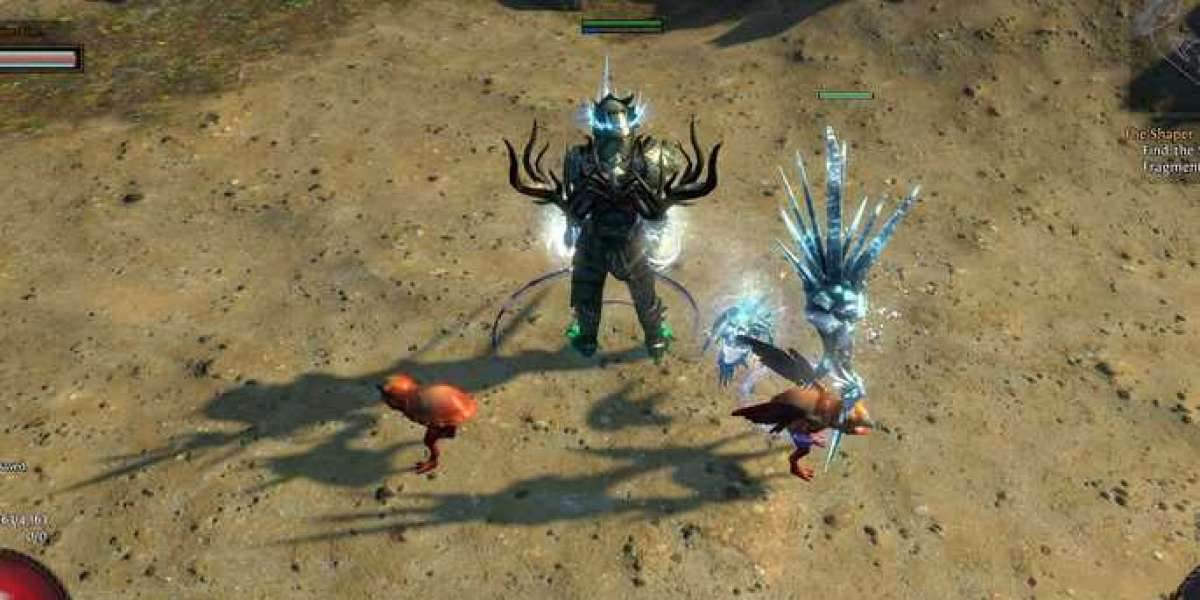 The versatility of the witch make Path of Exile players love it